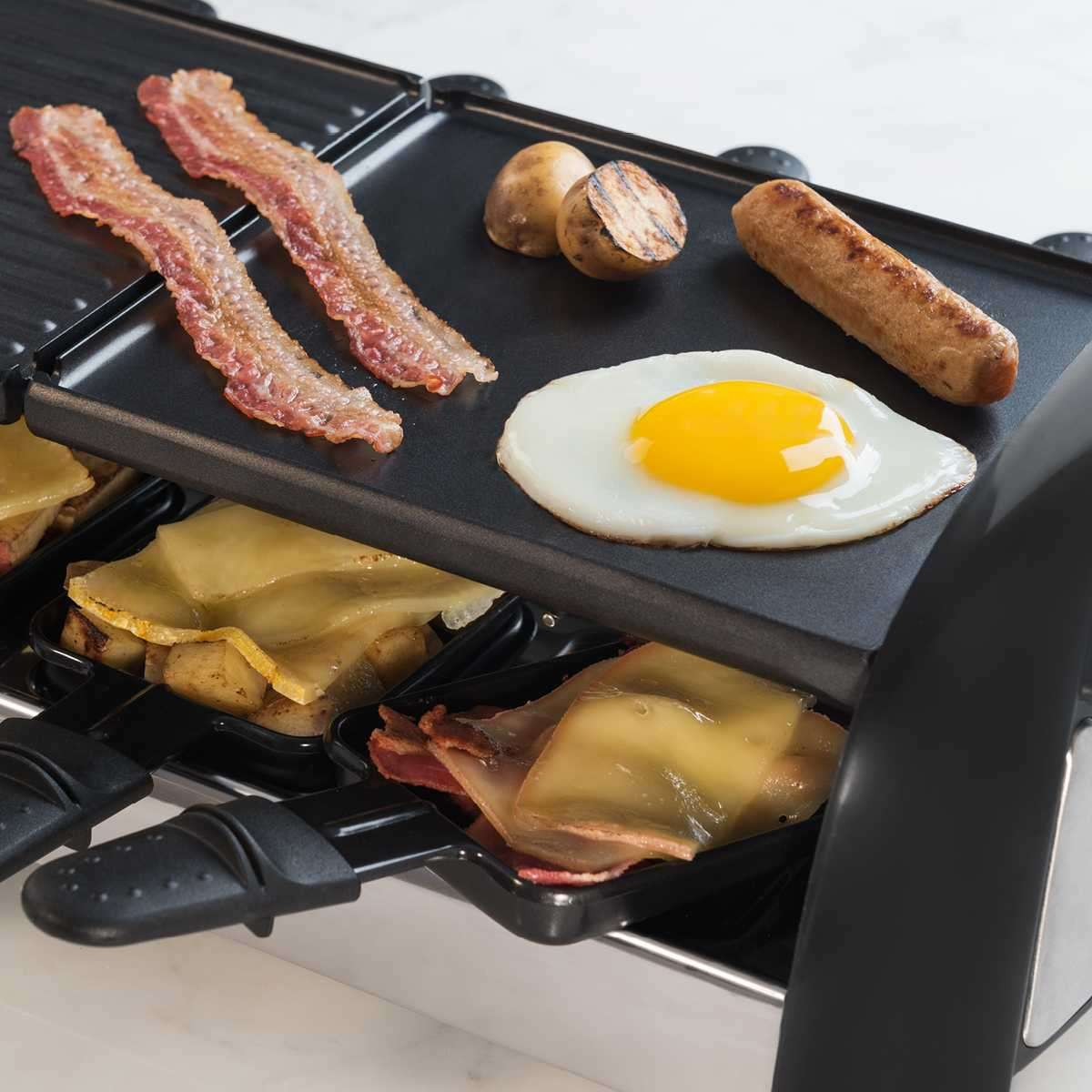 Raclette and Party Grills