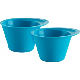 SET OF 2 SILICONE BUTTER CUPS