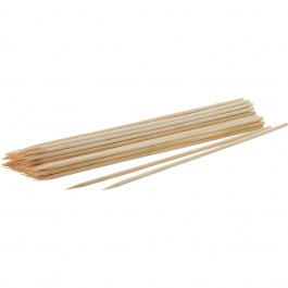 SET OF 100 BAMBOO SKEWERS 12""