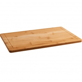 BAMBOO CUTTING BOARD 18x11.5""