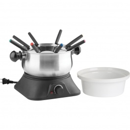 Nuevo 3-in-1 Electric Fondue Set