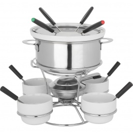 18 PIECE FENTY 3-IN-1 FONDUE SET