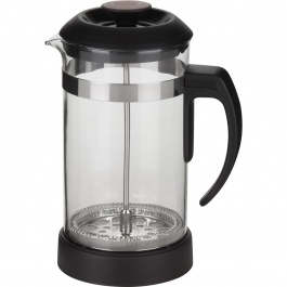 BLACK AND BROWN COFFEE PRESS 34 oz