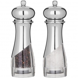 "7"" ALEXA PEPPER MILL & SALT MILL"