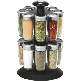 16 BOTTLE AXIA SPICE CAROUSEL