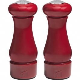 "4.5"" MAYA SALT & PEPPER SHAKERS"