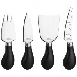 SET OF 4 SPECIALTY CHEESE KNIVES
