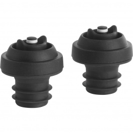 SET OF 2 WINE PUMP STOPPERS