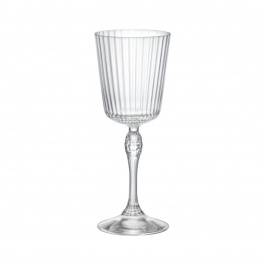 America '20s Cocktail Glasses 8.5oz Bx/4 - Bormioli Rocco