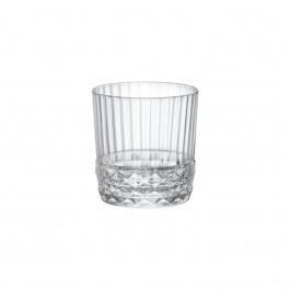 America '20s Dof Glasses 12.75oz Bx/4 - Bormioli Rocco