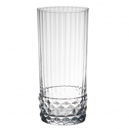 America '20s Cooler Glasses 16.25oz Bx/4 - Bormioli Rocco