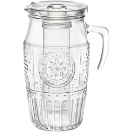 ROMANTIC PITCHER WITH LID - 60.75OZ