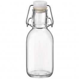 Emilia Bottle W/stopper 8 1/2oz - Bormioli Rocco