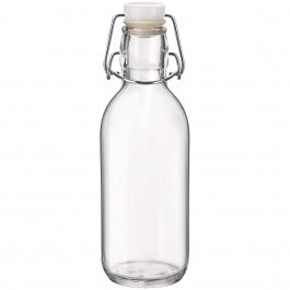Emilia Bottle W/stopper 17oz - Bormioli Rocco
