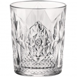 Stone Dof Glasses 13.5oz Bx/4 - Bormioli Rocco