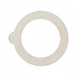 SET OF 6 FIDO SMALL RUBBER RINGS