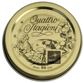 SET OF 2 QUATTRO STAGIONI LARGE CAPS