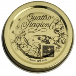 SET OF 3 QUATTRO STAGIONI SMALL CAPS