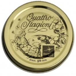 SET OF 3 QUATTRO STAGIONI SMALL CAPS