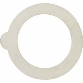 SET OF 6 FIDO LARGE RUBBER RINGS