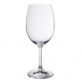 SET IF 8 BRAVA WHITE WINE GLASSES 12-1/2 OZ