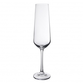 GALA CHAMPAGNE FLUTES 7 OZ BOX OF 4