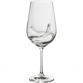 SET OF 2 OXYGEN WINE GLASSES- 19.5 OZ