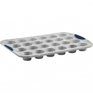 Trudeau 24ct Mini Muffin Pan Marble