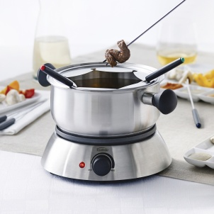 Trudeau DIDO 3-IN-1 ELECTRIC FONDUE SET