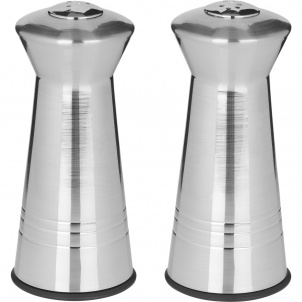 "Trudeau 4.5"" TOWER SALT & PEPPER SHAKERS"