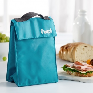 Trudeau Fuel Triangle Lunch Bag