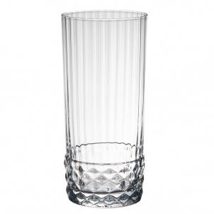 Trudeau America '20s Cooler Glasses 16.25oz Bx/4 - Bormioli Rocco