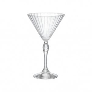 Trudeau America '20s Martini Glasses 8.5oz Bx/4 - Bormioli Rocco