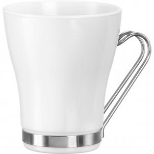 Trudeau AROMATECA OSLO CAPPUCCINO CUP 8 OZ WHITE
