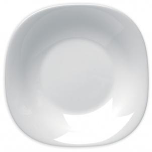 "Trudeau Parma Soup Plate 8.75"" - Bormioli Rocco"