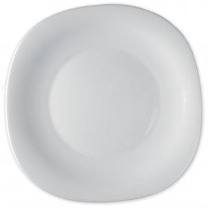 "Trudeau Parma Dessert Plate 7.75"" - Bormioli Rocco"