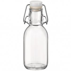 Trudeau Emilia Bottle W/stopper 8.5oz - Bormioli Rocco