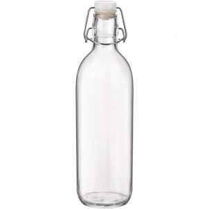 Trudeau Emilia Bottle W/stopper 33.75oz - Bormioli Rocco
