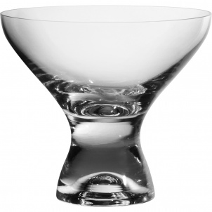 Trudeau GINA MARTINI GLASS - 12 OZ