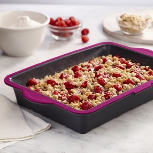 """STRUCTURE SILICONE™ PRO OBLONG CAKE PAN 9X13"""""""
