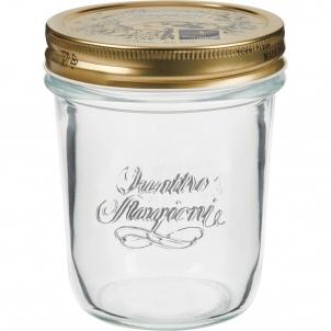 Quattro Stagioni Wide Mouth Jar 10.75oz - Bormioli Rocco