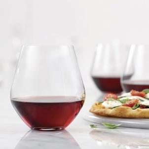 PRIME STEMLESS WINE GLASSES 17 OZ BOX OF 4