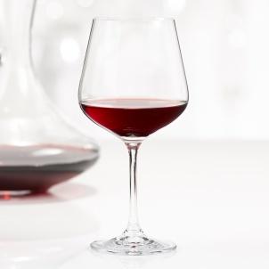 SET OF 4 SPLENDIDO RED WINE GLASSES - 21 OZ
