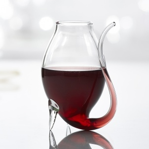 SET OF 2 TAWNY PORT SIPPERS - 5.5 OZ