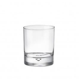 Barglass Verres Whisky 280ml Bte/6 - Bormioli Rocco