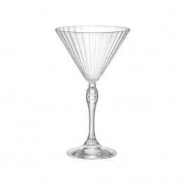 America '20s Verres Martini 250ml Bte/4 - Bormioli Rocco