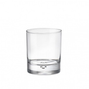 Trudeau Barglass Verres Whisky 280ml Bte/6 - Bormioli Rocco