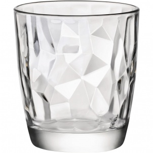 Trudeau Diamond Verres Dof 385ml Bte/4 - Bormioli Rocco