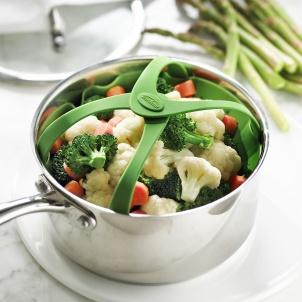 Marguerite à légumes en silicone