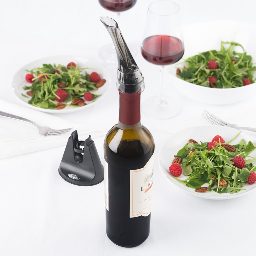 DRIPLESS WINE AERATOR